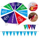 Triangle Bunting Flag