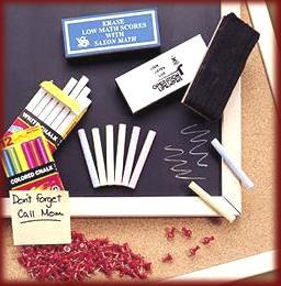 12 Piece Pastel Colored Chalk Set