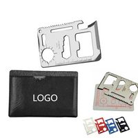 Function Credit Card Size Survival Pocket Tool