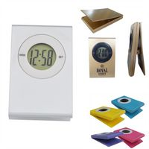 Clip Table LCD Digital Clock