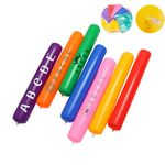 PE Inflatable Thunder Cheering Stick Noise Maker