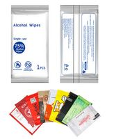 1Pcs/Pack 75% Disinfection Alcohol Wet Wipes