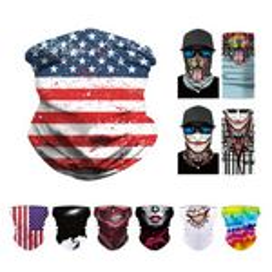 Custom Headbands Magic Printed Face Mask Bandana For Fishing