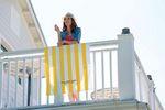 Custom Standard Cabana Beach Towel (Embroidery)