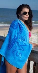 Pro 1 Select Standard Beach Towel (Screen Print)