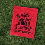 Custom Jewel Collection Soft Touch Sport Towel (Screen Print)