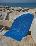 Custom Platinum Collection Heavyweight Colored Beach Towel (Embroidery)