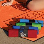 Custom Sand Repellent Beach Blankets (Embroidered)