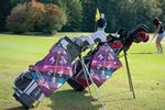 Custom Microfiber Waffle Small Golf Towel (Pro Vision Sublimated)