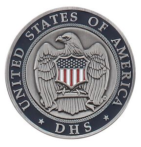 1 3/4 Custom Challenge Coin Double Sided Cast Zinc Alloy