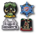 Custom Custom Lapel Pins - 1-1/4
