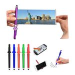 4 in 1 Stylus Banner Pen With Phone Holder