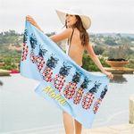 22¡± x 42¡± Full Color Sublimation Beach Towel