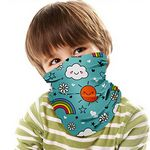 Children Full Color Multifunctional Neck Gaiter - Youth Size