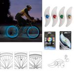 LED Bicycle Spoke Light