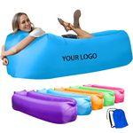 Custom Portable Inflatable Lounger Air Sofa Hammock
