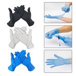 Custom Disposable Nitrile Gloves