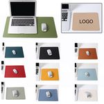Colorful Leather Rectangle Mouse Pad