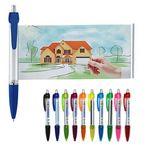 Translucent Retractable Banner Pens