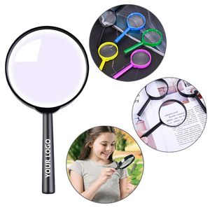 Kids Plastic Magnifier with Handle