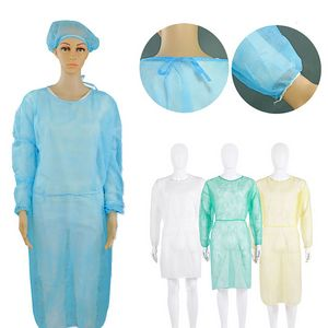 Custom Disposable Isolation Gown