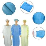 Custom Disposable Isolation Gowns