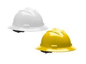 Bullard Full-Brim Hard Hat w 4-Point Suspension - B-71P - IdeaStage  Promotional Products 47a284fbb