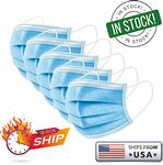Custom Disposable Mask USA IN STOCK, SHIPS FROM US!