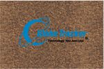 Custom Cocoa Brush Blank Outdoor Floor Mat (2' x 3')