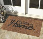Custom Cocoa Brush Outdoor Floor Mat (3' x 5')