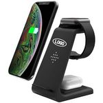 Custom 3 In 1 Wireless Charging Stand
