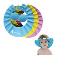 Baby Shower Cap With Ear Protection