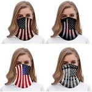 Flag Sports Headwear Neck Gaiter