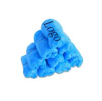 Disposiable Plastic Shoes Cover