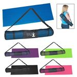 Custom Yoga Mat with Carrying Case