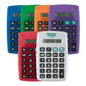 Slim Pocket Calculator