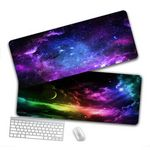 Custom Large Extended Gaming Keyboard Mouse Pads