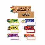 4 Pack Environment Friendly Nontoxic Crayons