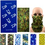 Adult Sublimation Face Masks Tube Neck Gaiters
