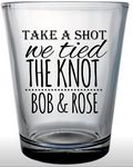 Custom 1.75 Oz. Custom Clear Shot Glass