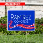 Custom 18'' x 24'' Yard Signs