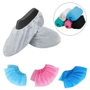 Disposable Non-woven Shoe Covers - per pair