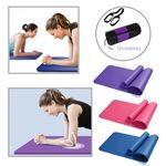 Custom High Quality Yoga Mat Set