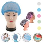 Non Woven Disposable Bouffant Hats