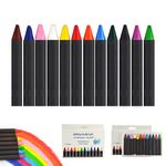 12 Colors Crayons (Customized Packing Box)