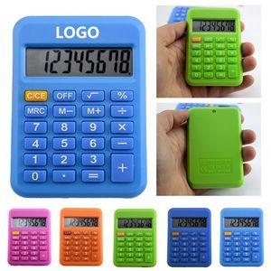 8 Digits Classic Mini Calculator