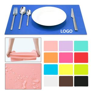 Custom Silicone Place Mats