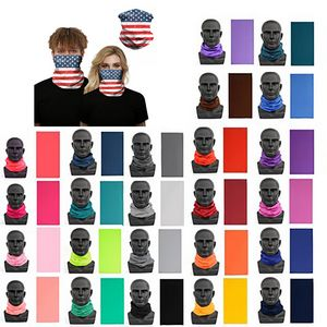 Full Color Dye Sublimated Tube Scarf