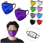 2ply Full Dye Sublimated Face Mask