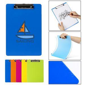 Plastic Colored Clipboards